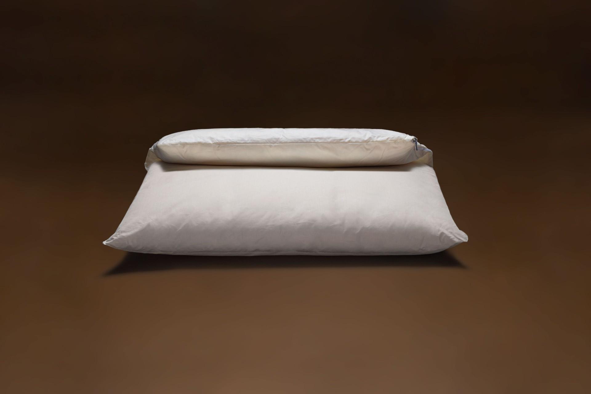 Cuscino in cirmolo e lana