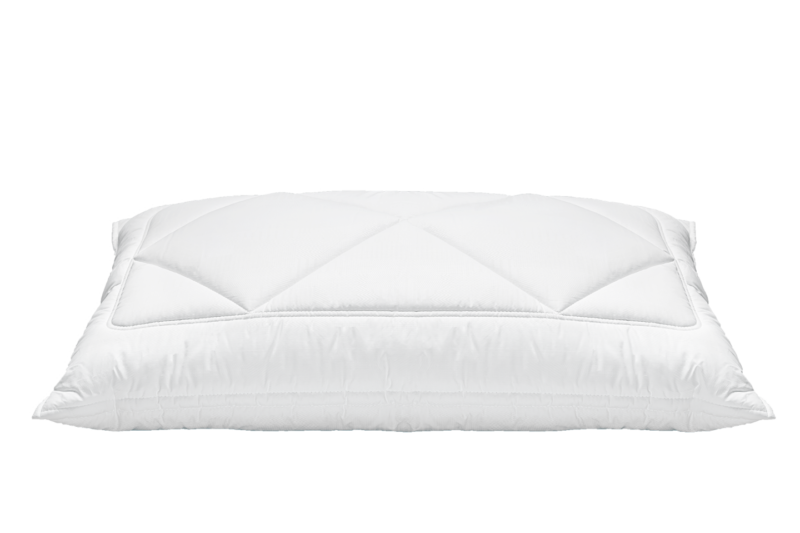 Cuscino classico alto e morbido comfort