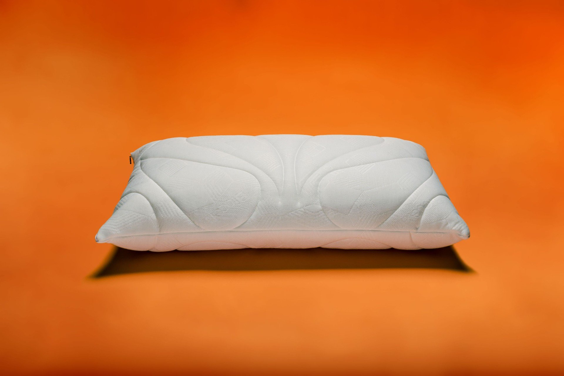 Cuscino in memory alto massaggiante e aerato
