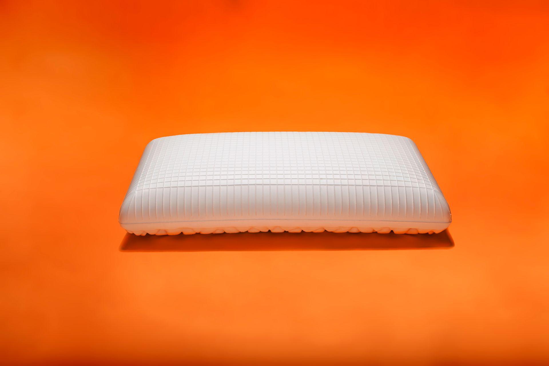 Imbottitura Cuscino in memory alto massaggiante e aerato