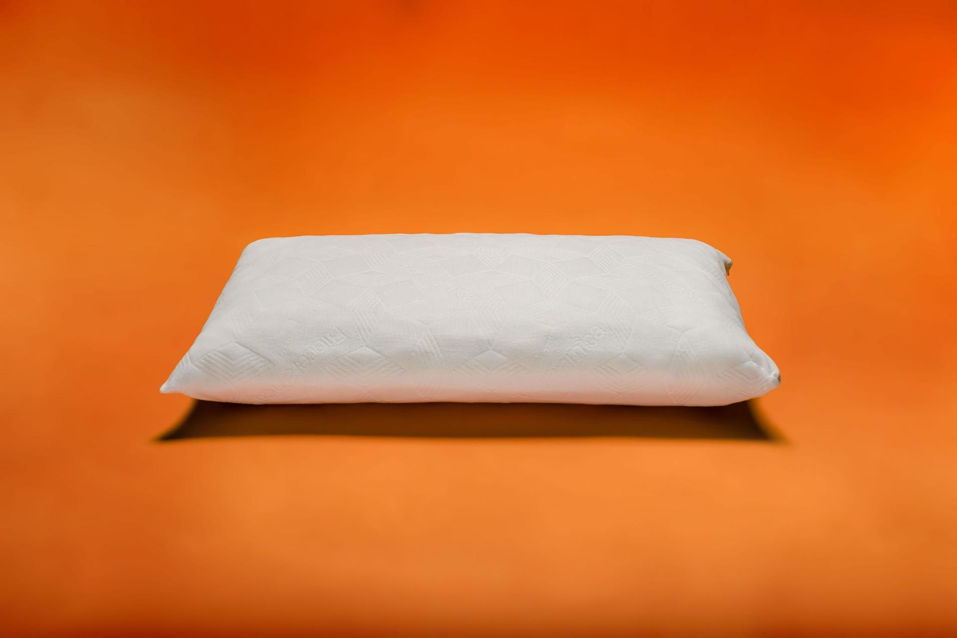 Cuscino in memory massaggiante e aerato