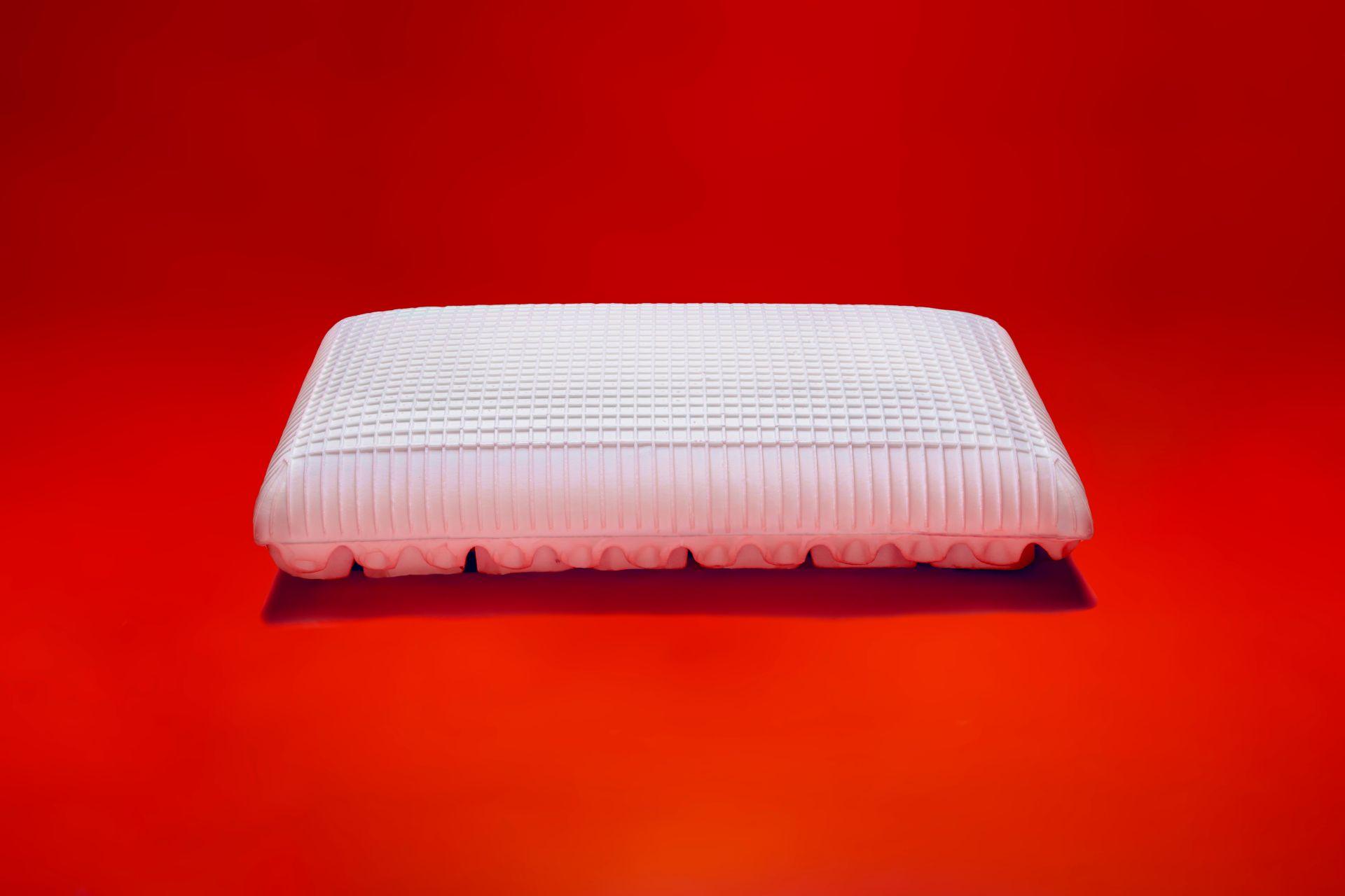 Imbottitura Cuscino da viaggio in memory massaggiante e aerato – Fabe