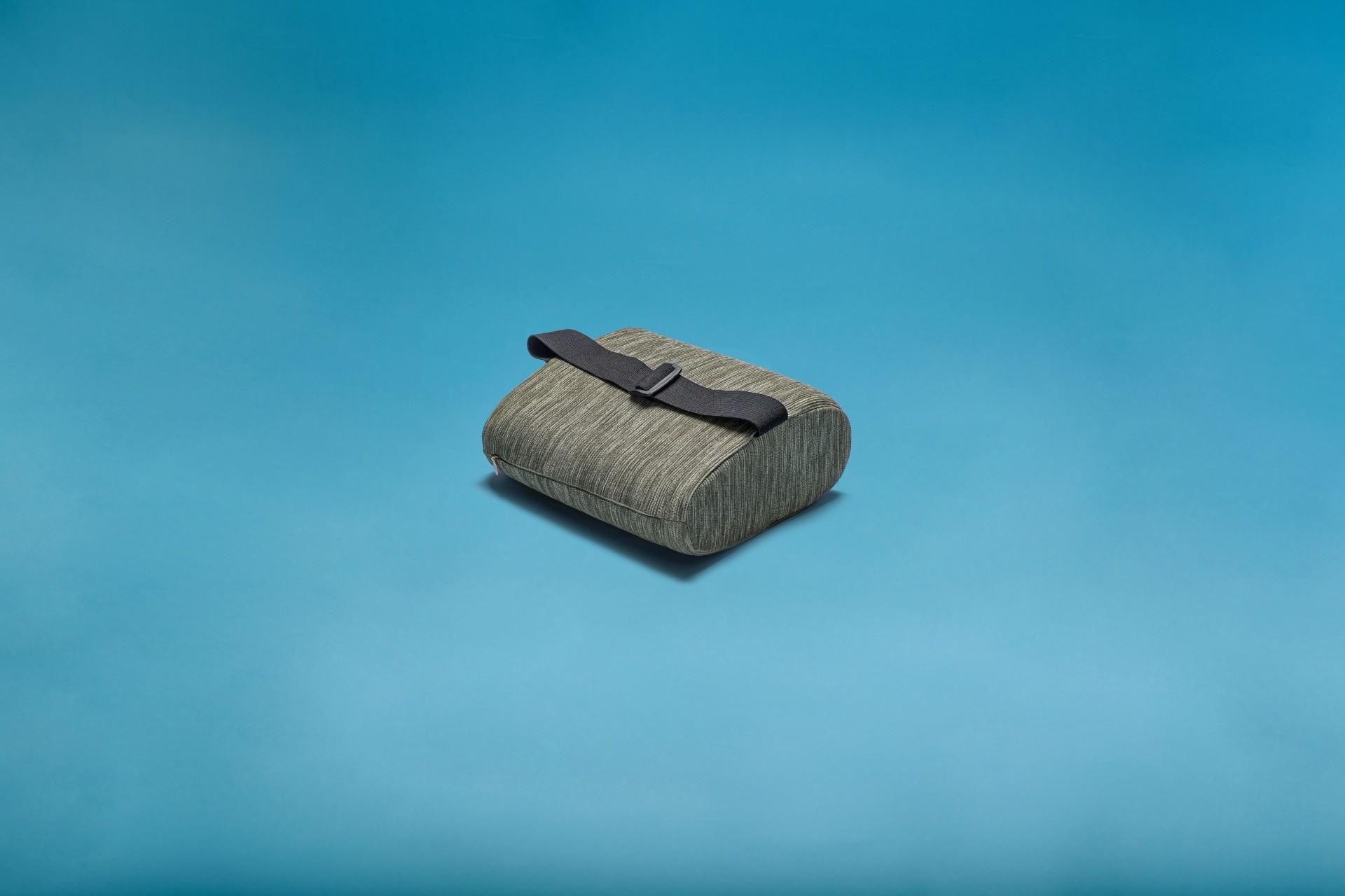 Cuscino sostegno lombare per la schiena