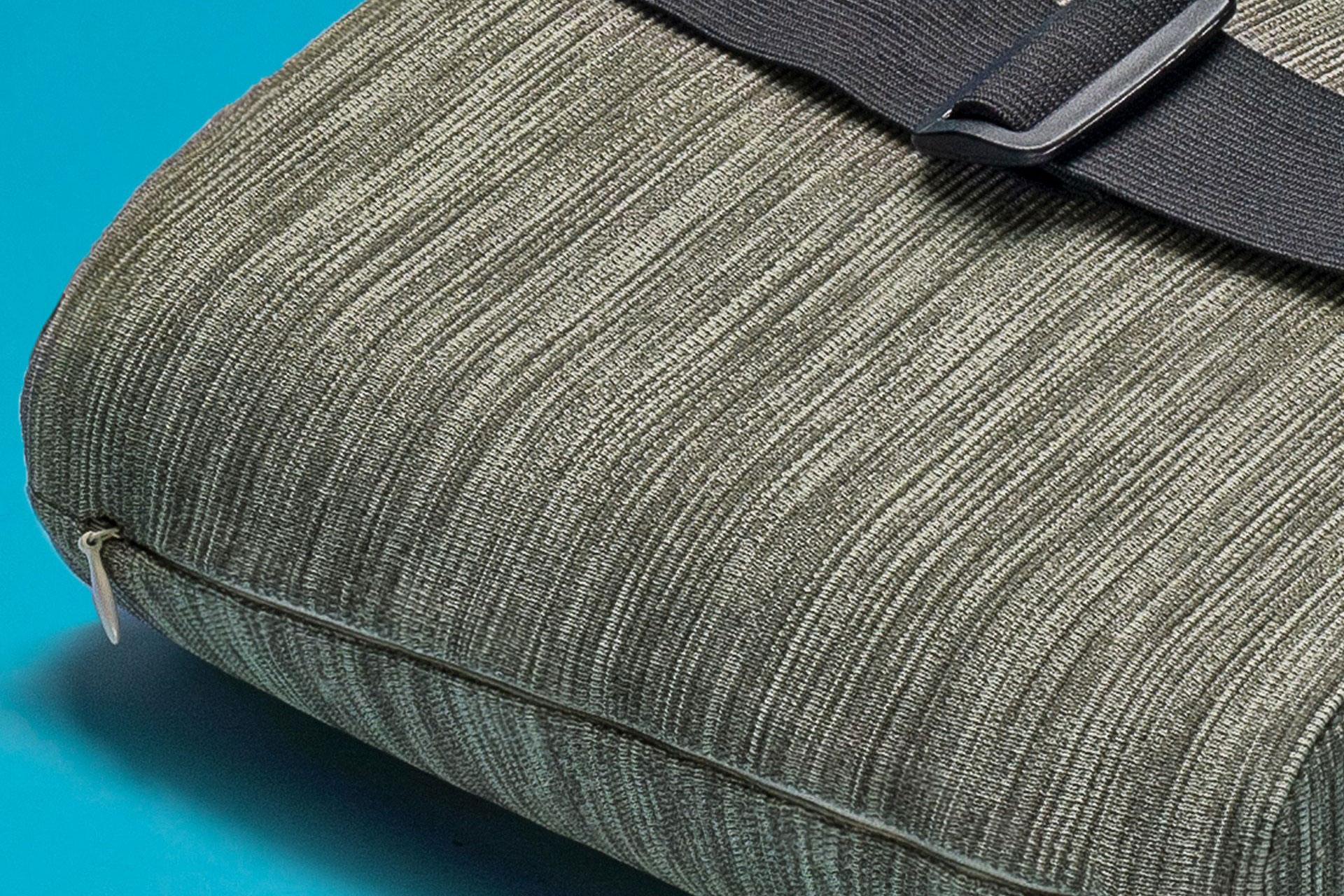 Dettaglio Cuscino sostegno lombare per la schiena