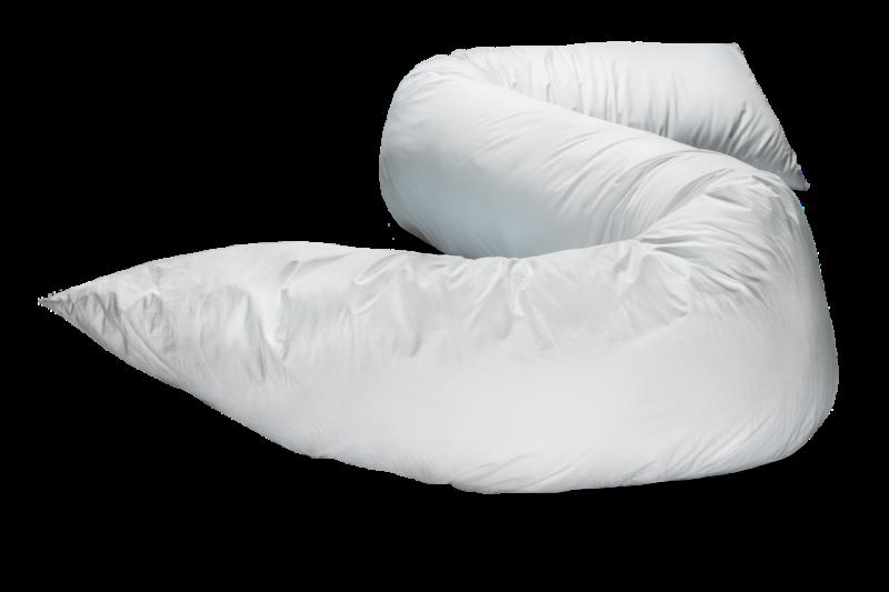 Cuscino per gravidanza nodo