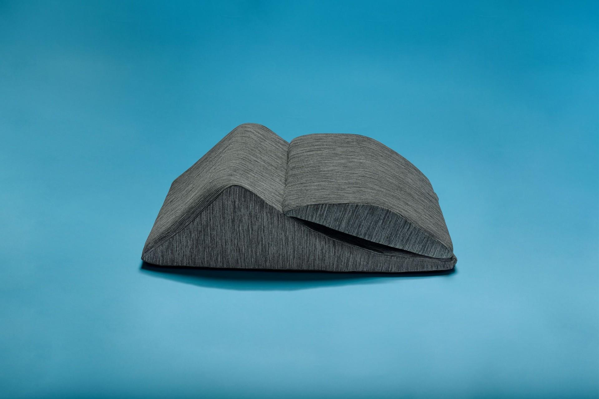 Cuscino solleva gambe adattabile antracite