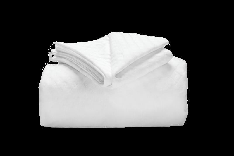 copricuscino coprimaterasso a maglia semi imbottito tencel a cappuccio