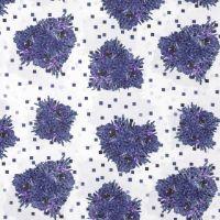Fluorish Gentleness and Fragility of flowers azzurro